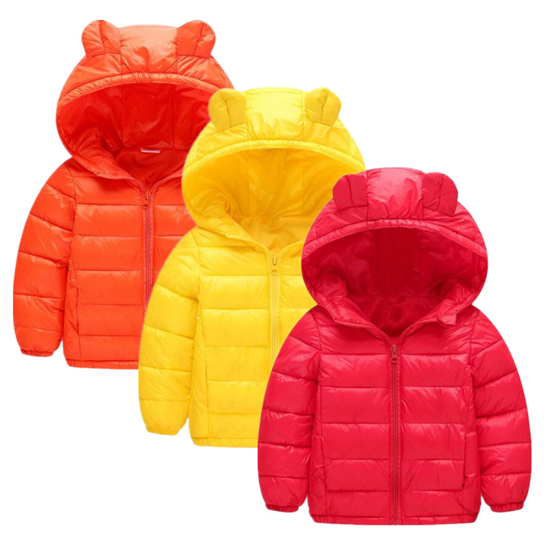 Baby Girl Jacket Children Girl Warm Coat Little Girl Clothes Winter Bebe Boys Clothing Infant Clothes Kids Winter Coat Jacket children winter coats jacket baby boys warm outerwear thickening outdoors kids snow proof coat parkas cotton padded clothes