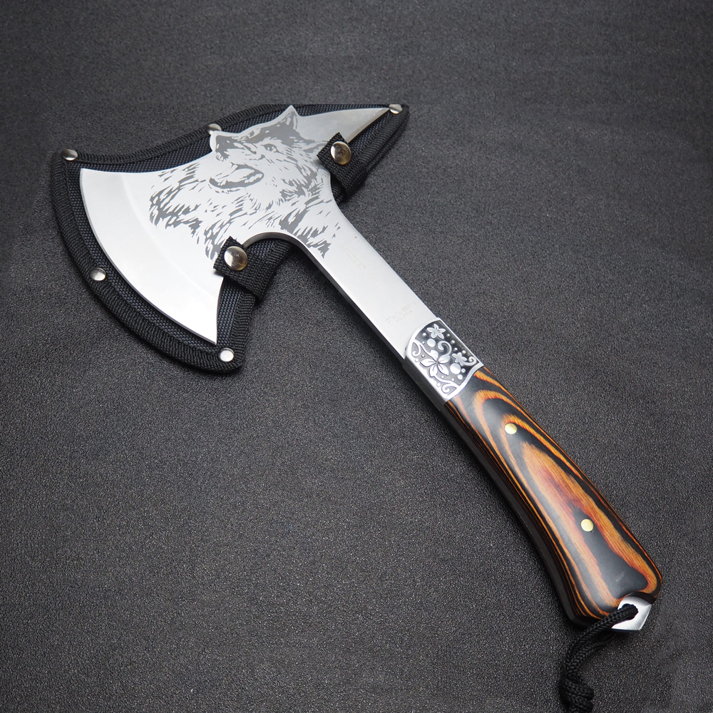 Survival Brush Axe - Year of Clean Water