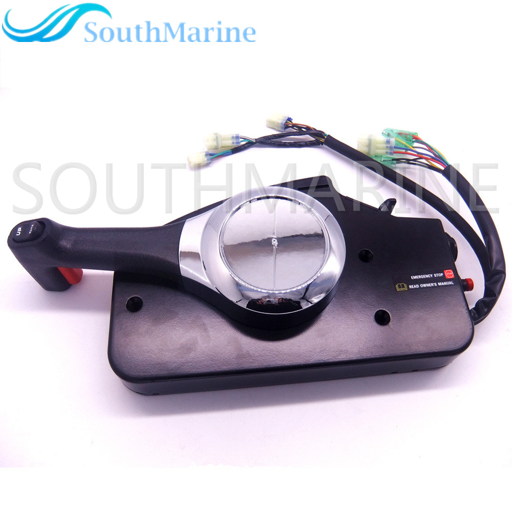 US $212 86 12% OFF|24800 ZZ5 A22 24800 ZZ5 A01 24800 ZZ5 A02 Remote Control  Box for Honda Outboard Motor BF40 150 Boat Engine-in Boat Engine from