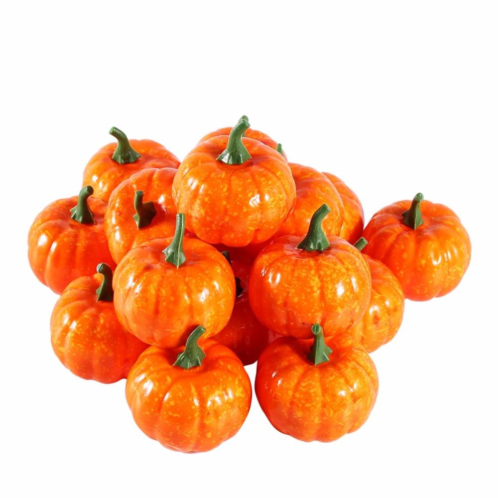 Popular Small Pumpkin Decoration-Buy Cheap Small Pumpkin ...
