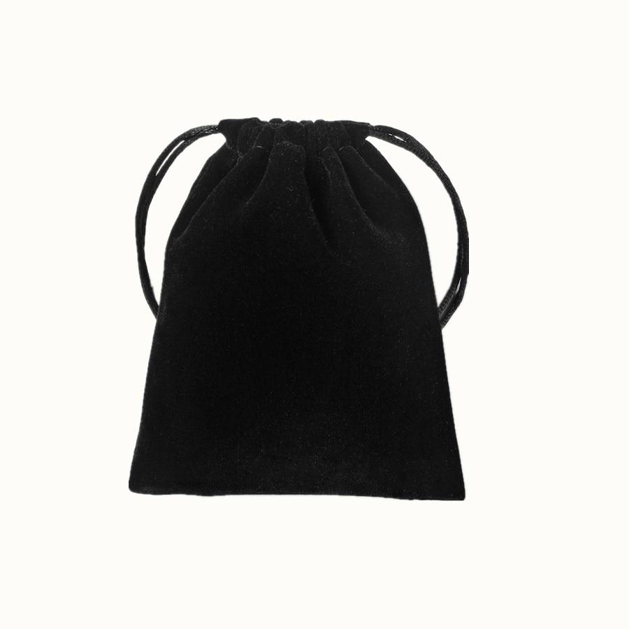 XQNI Velvet Bag For Packaging Bracelet Jewelry