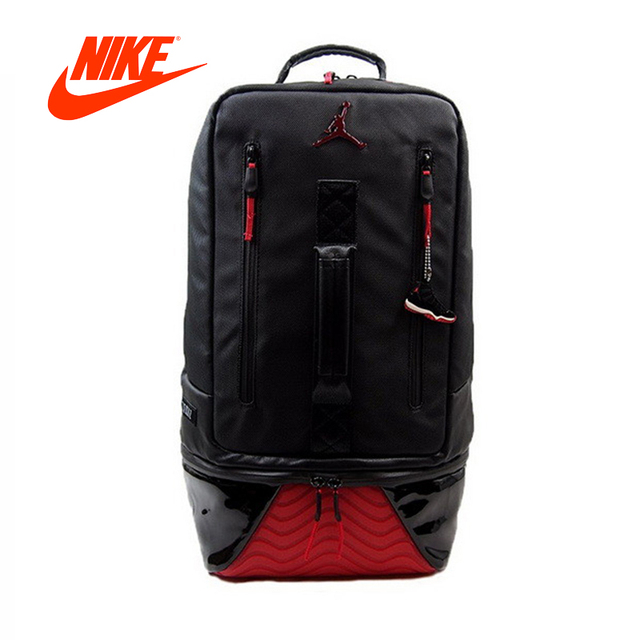Original New Arrival Authentic Nike Air Jordan 11 BackPack AJ11 School Bag  High Capacity Sports Bags Good Quality 9A1971-KR5 126149ddc468