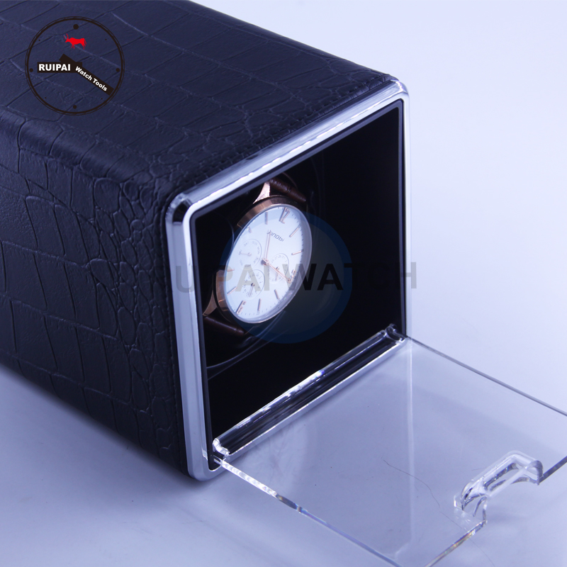 Portable Leather Watch Winder 3 Modes Mechanical watch Automatic Watch Winder цена и фото