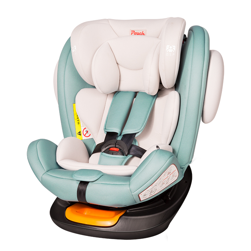 Pouch safety seat 360 degree rotation for children, baby seat, ISOFIX interface car seat 0-12 years oldPouch safety seat 360 degree rotation for children, baby seat, ISOFIX interface car seat 0-12 years old