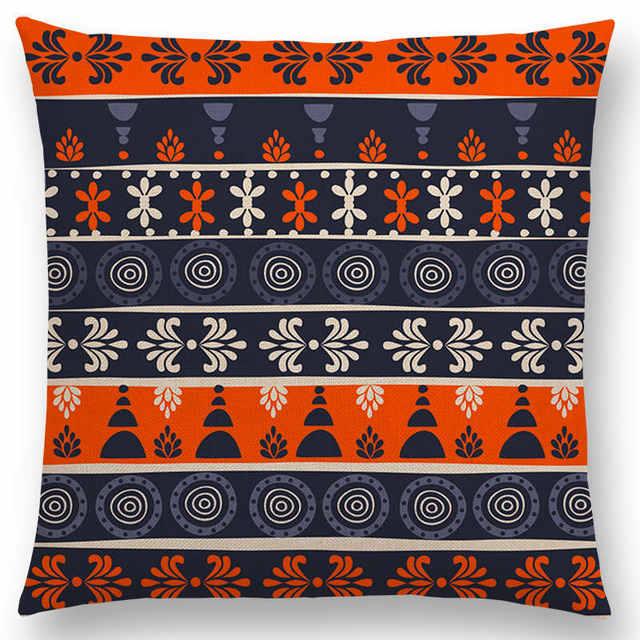 Enjoyable Hot Sale Boho Primitive Geometric Pattern National Style Exotic Native Striped Navajo Arrow Cushion Cover Sofa Throw Pillow Case Ibusinesslaw Wood Chair Design Ideas Ibusinesslaworg