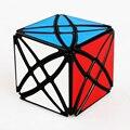 LanLan Skewb Rex Estrés Revivir la Extraña Forma de Cubo Mágico Rompecabezas Puzzle Cube Juguetes para Niños Chicos Profesionales Creativos