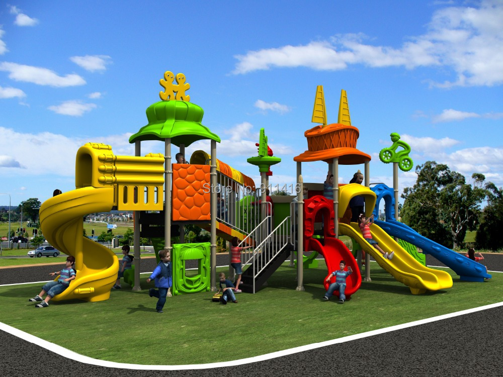 Outdoor Play Structures 24
