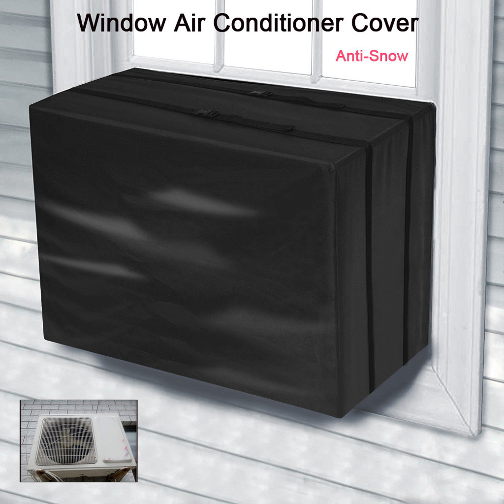 Waterproof Polyester Air Conditioner Waterproof Cleaning Dust Cover KV