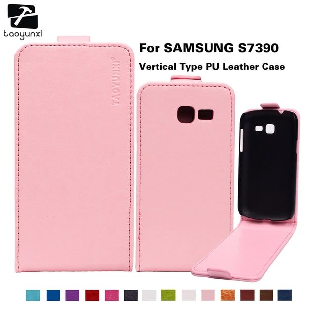 TAOYUNXI Telefoon Case Voor Samsung Galaxy Trend Lite S Advance S II Lite S7392 S7390 GT-S7390 GT-I9070 I9070 9070 Zak Cover Shell