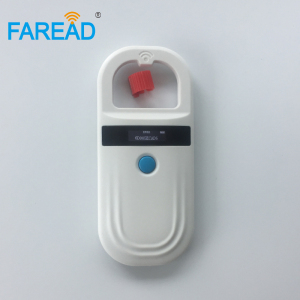 Image 5 - NEW RFID Handheld pet chip scanner FDX B EMID mini Light portable USB animal dog cat microchip Reader for vet pigeon ring race