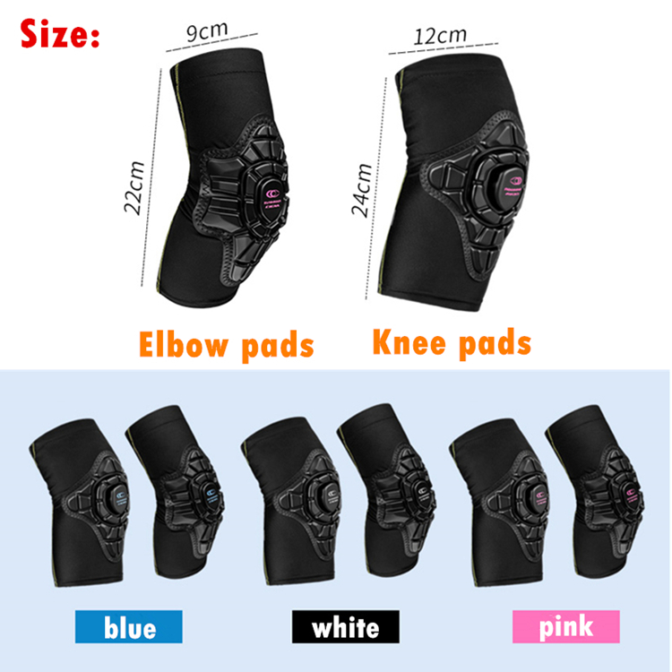 HTB18SS6XTHuK1RkSndVq6xVwpXaa - 4Pcs set 2-10 Year Old Kids Cycling Knee Pad And Elbow Pads Balance Bike Children Protector