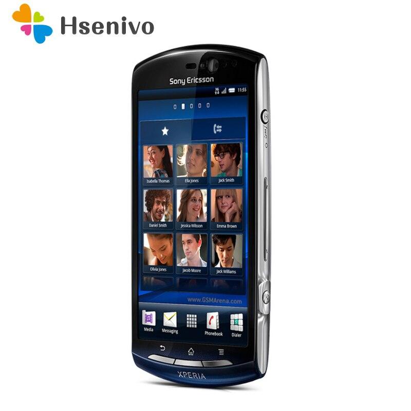 MT15 Original Débloqué Sony Ericsson Xperia Neo mt15 Kyno MT15i Halon Hallon Smartphone Avant et Arrière Caméra 1500 mah Batterie