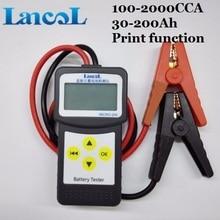 Original Auto Battery Tester LANCOL 12V Car Automotive Battery Analyzer Multi-La