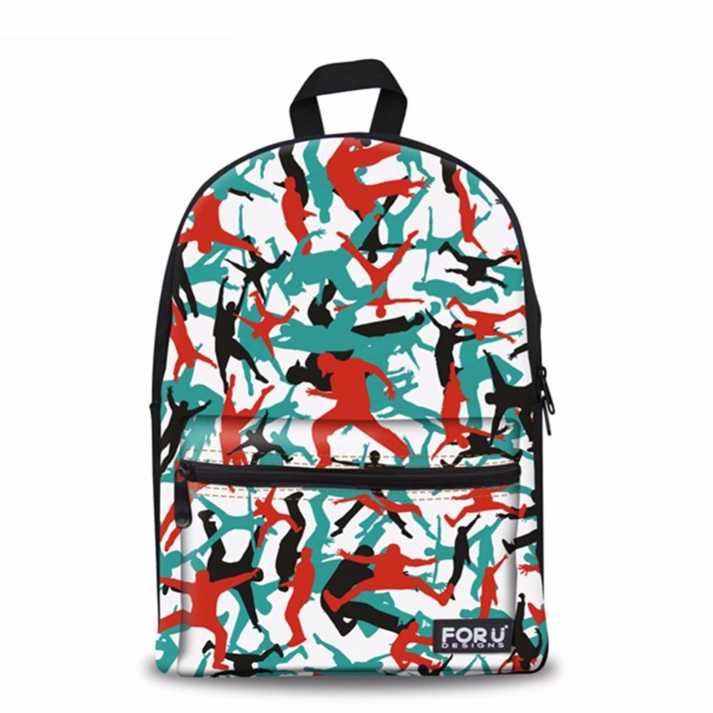 Noisy Designs Mens 3D Printing School Bags for Girls Travel Backpacks Shoulder Back Pack Kids Rucksack Mochila Escolar Bag