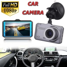цена на Car DVR Camera ADAS/LDWS Full HD 1080P IPS 3-inch Screen Display Dash Cam Video Recorder Wide-Angle Lens Parking Monitor 5
