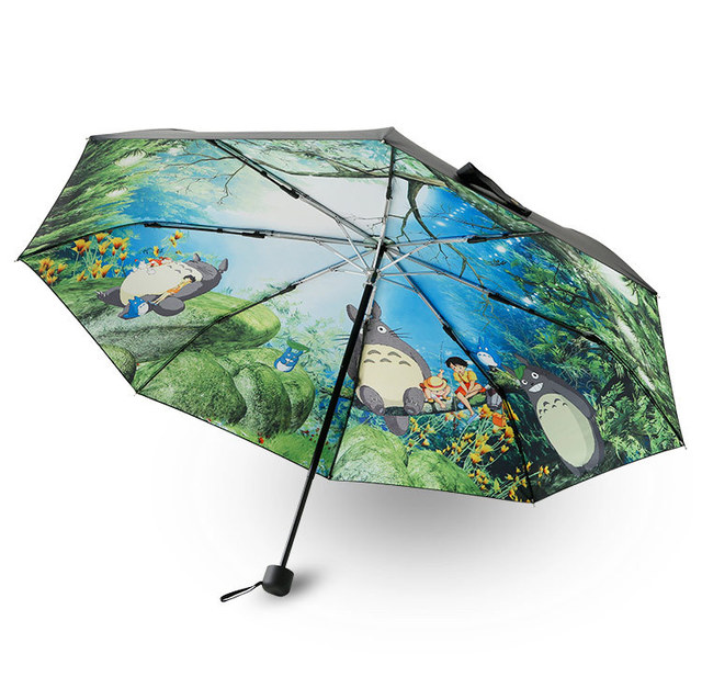 My Neighbor Totoro – 3 Folds Totoro Umbrella