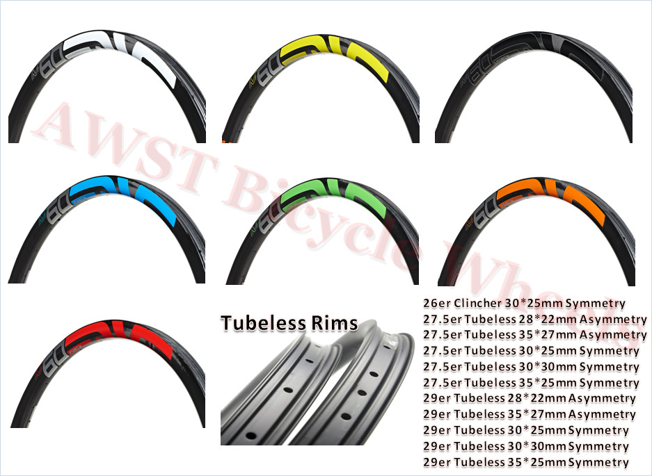 Здесь можно купить  27.5er carbon MTB wheels clincher hooleless 25mm depthx35mm width UD matte disc brake 29er wheels all mountain bike wheels 27.5er carbon MTB wheels clincher hooleless 25mm depthx35mm width UD matte disc brake 29er wheels all mountain bike wheels Спорт и развлечения