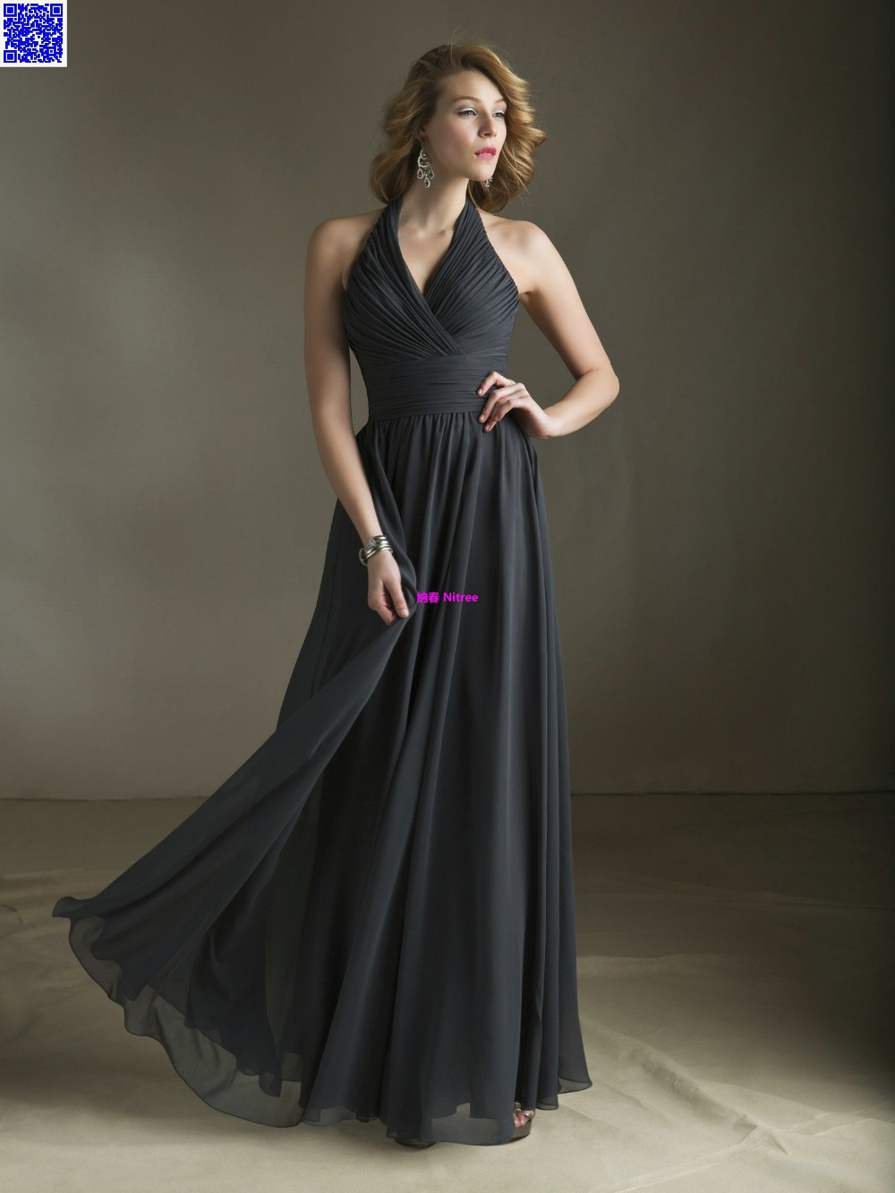 Popular bridesmaid dress collections buy cheap bridesmaid dress nitree cheap gray bridesmaid dress party gown fashion collection sexy luxury designer celebrity romantic spring 2015 ombrellifo Images