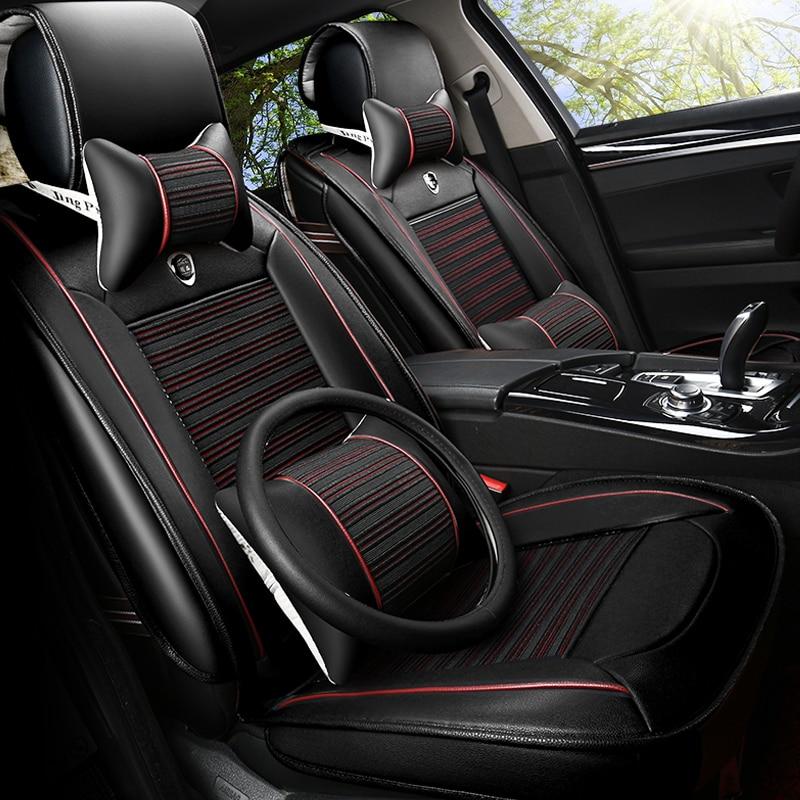 2017 Mystic Waterproof Car Seat Covers