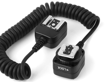 Pixel FC-312 1.8m TLL Flash Flashgun Cord Hot Shoe E-TTL Cable Off-Camera for Nikon D3 D700 D2 D300 D200 D90 D80 D70 D5000