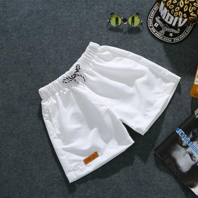 2017Brand Clothing Men's Casual Shorts Household Man Shorts Pocket G-Strings Jocks Straps Inside Trunks Beach Shorts Quick-dry
