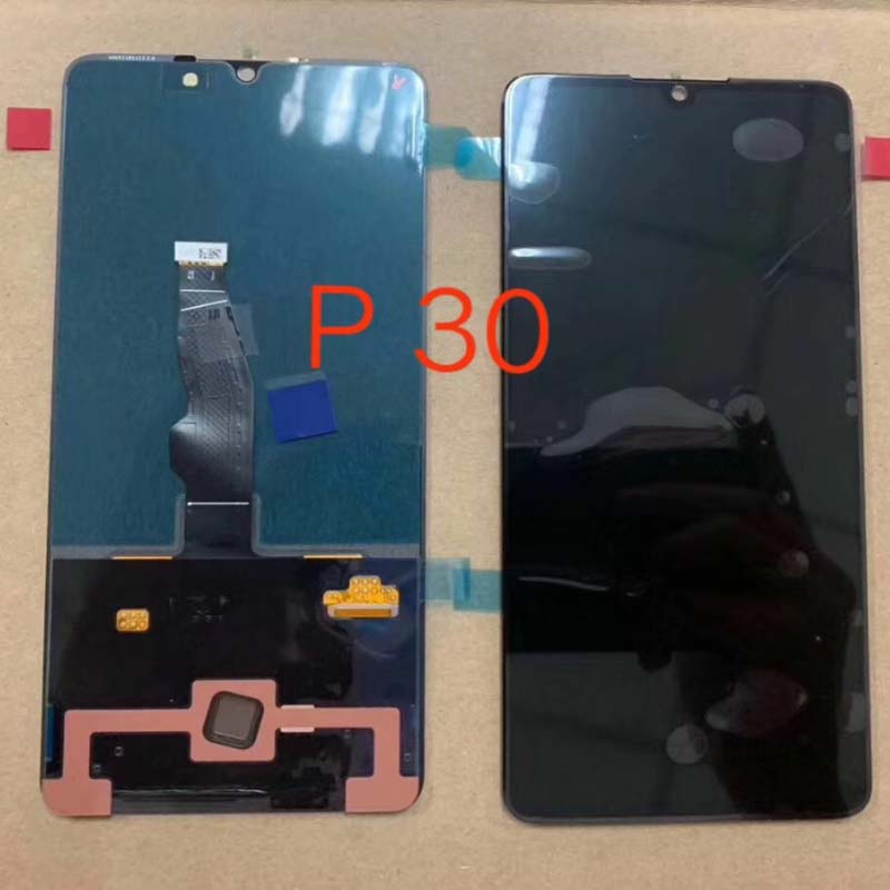 6 47 Amol Display for Huawei P30 Pro P30 LCD Touch Screen Digitizer Assembly VOG L29