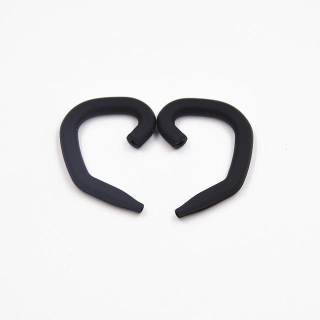 Easy Earphone Accessories Earphones Headphone Silicone Ear Hooks Running Sport Protect Earbuds