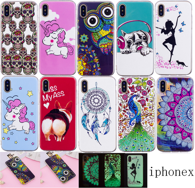 coque iphone x girl