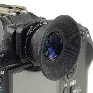 Image 1 - Mcoplus 1.08x 1.60x Zoom Viewfinder Eyepiece Eyecup Magnifier for Nikon D7100 D7000 D5200 D800 D750 D600 D3100 D5000 D300 D90