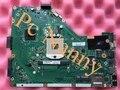 Оригинальный X55A REV.2.1 материнской платы ноутбука для asus X55A серии системной платы sjtnv pga989 ddr3 комплексная программа испытаний перед отправкой