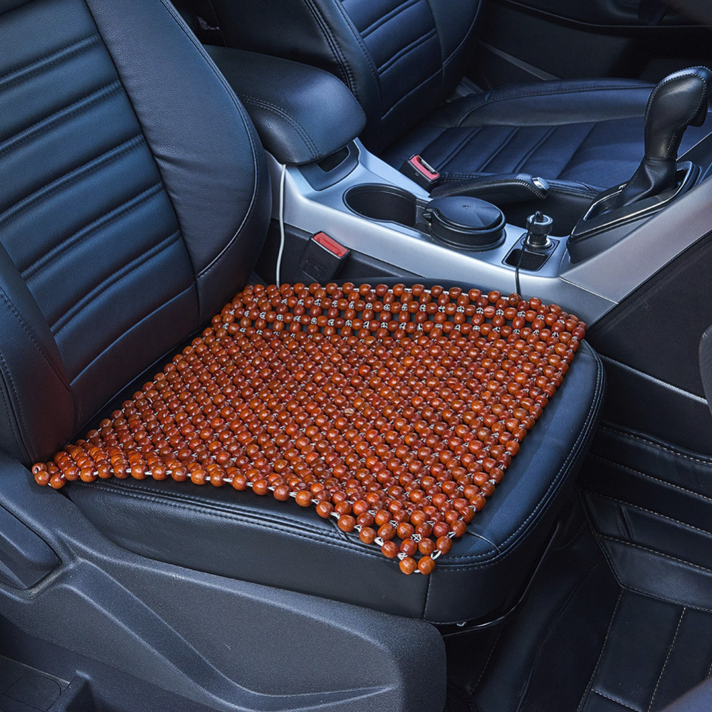 Prime Us 23 44 15 Off 1 X Wooden Beaded Universal Car Seat Covers For Summer Truck Seat Cover Cushion In Automobiles Seat Covers From Automobiles Alphanode Cool Chair Designs And Ideas Alphanodeonline