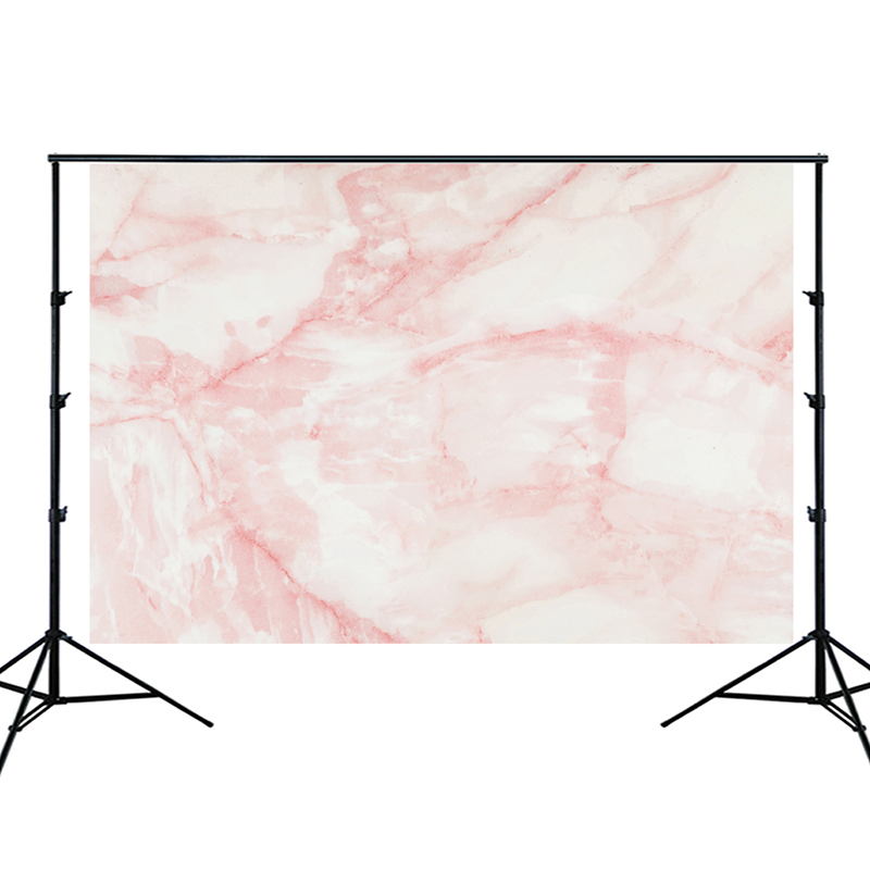 pink marble backdrop jade pattern studio props background