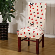 8 style cotton blend chair covers removable stretch elastic slipcovers home stool seat folding chair cover
