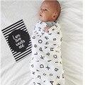 Пеленать аден анаис детское одеяло Мягкие волокна Бамбука Крест Дерево Ванна многофункциональный Одеяло Младенца Parisarc Новорожденный Обертывание