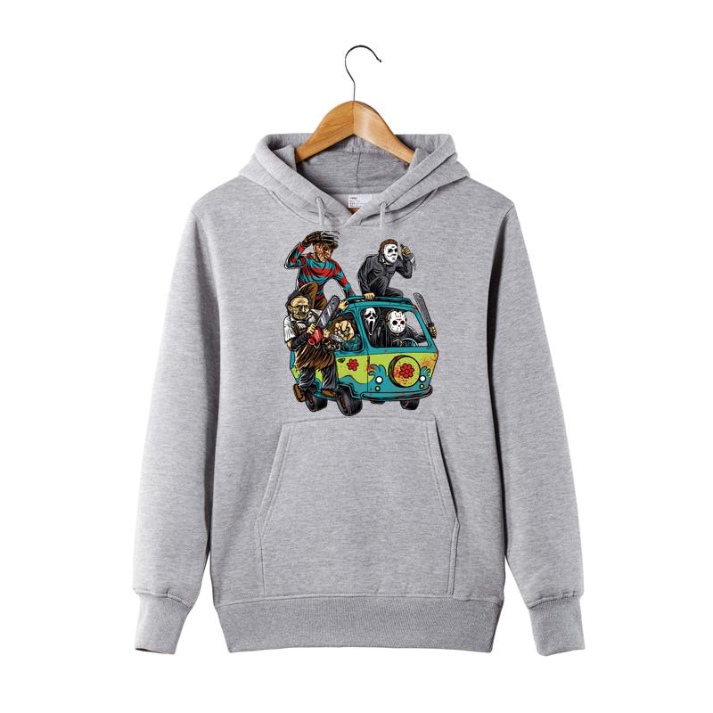 53971d7cd03 The Massacre Machine Horror Hoodie For Men Hip Hop Hoodie Sweatershirt  Halloween Custom Hoodie-in Hoodies   Sweatshirts from Men s Clothing on ...