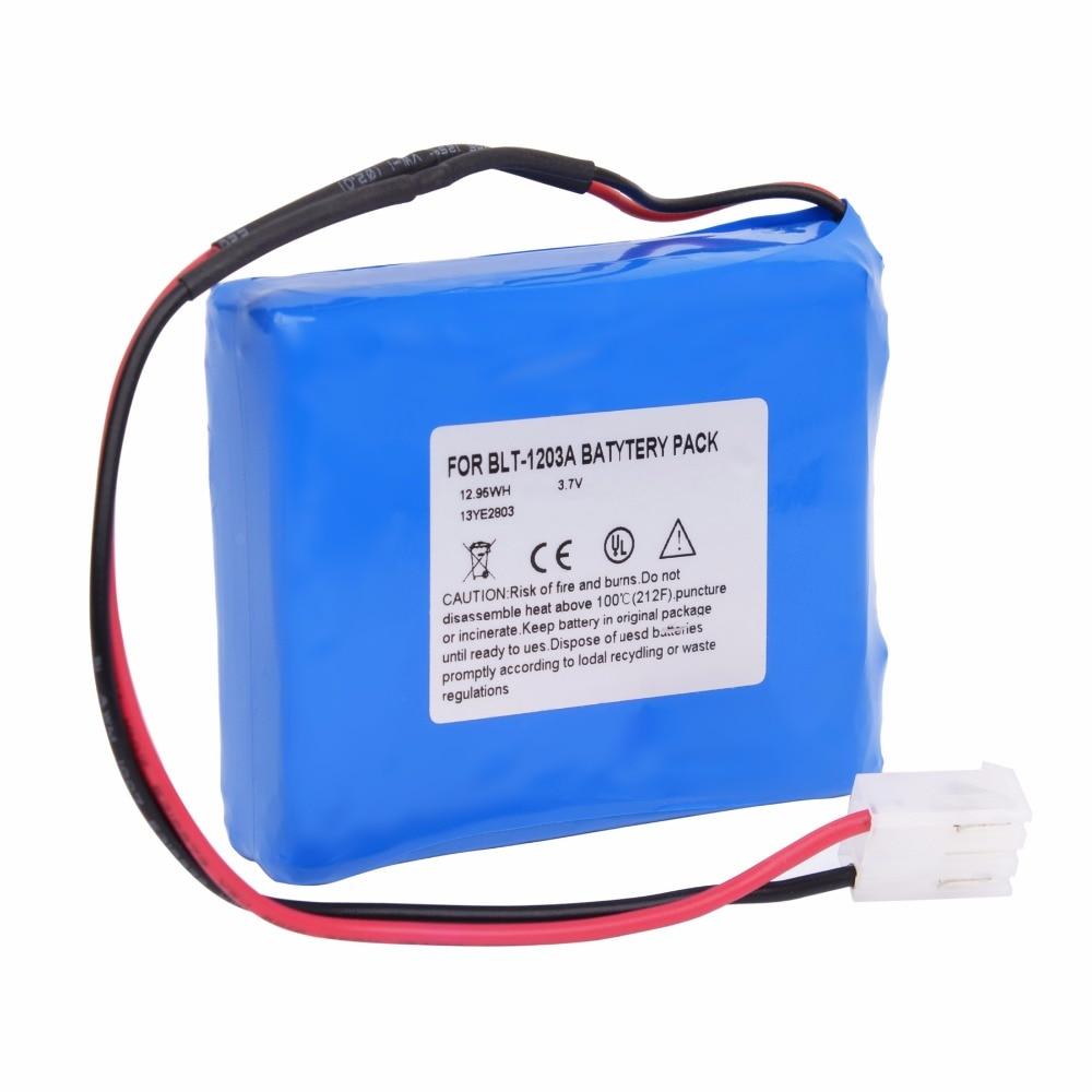3800mAH New monitor ECG Battery for BIOLIGHT BLT-1203A