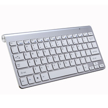 Portable Wireless Keyboard for Mac Notebook Laptop TV box 2.4G Mini Keyboard Mouse Set Office Supplies for IOS Android Win 7 10 цена в Москве и Питере