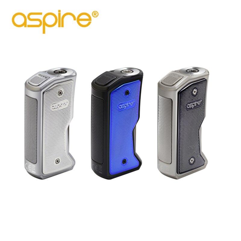 Aspire Feedlink boîte Mod Vape E Cigarette 80 W avec 7.0 ml de capacité de soutien par une seule batterie 18650 Fit Feedlink Revvo Squonk Kit