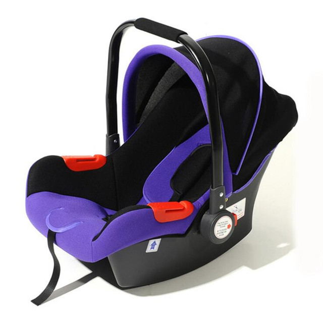 Neonatal Basket Style Car Seat Infants Basket Child Car Seat Baby ...