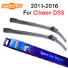 QEEPEI Wiper Blades For Citroen DS5 2011 Onwards 30 26 R High Quality Iso9001 Natural Rubber
