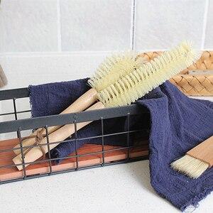 Image 3 - עץ כוס ספל ניקוי מברשת ידית מנות בקבוק מחבת סיר כביסה מברשות רב תכליתי מטבח ניקוי אביזרי כלים