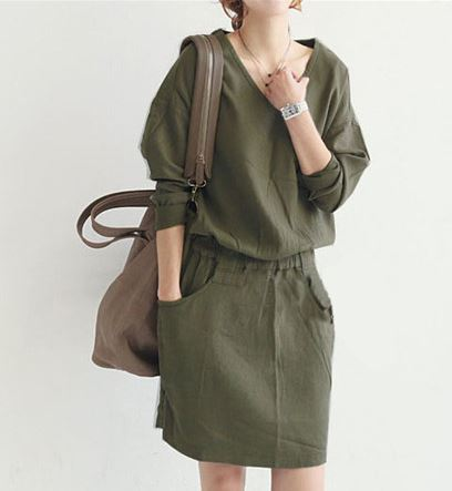 Casual Linen Dresses