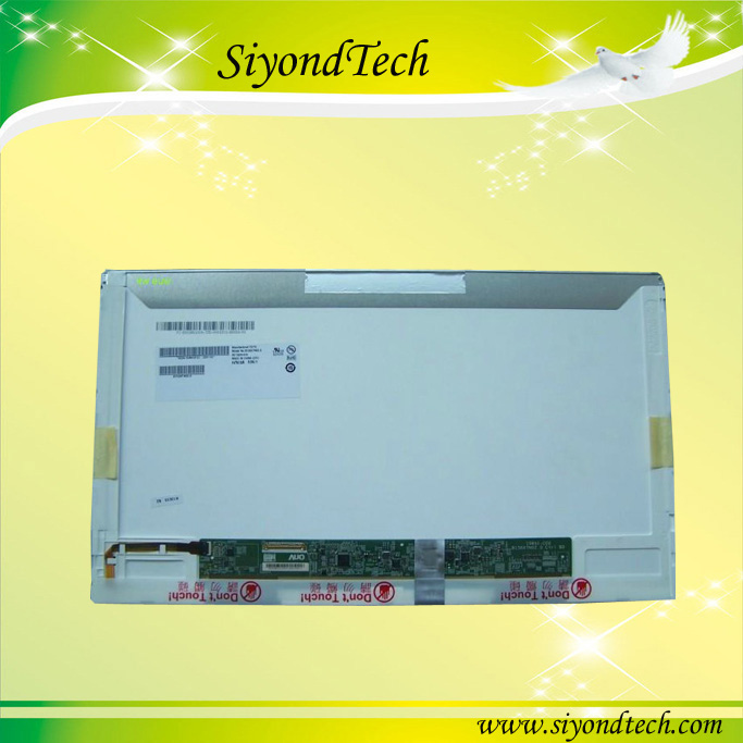 New 15.6 Laptop LED LCD Screen For Toshiba Satellite C650 C660 C660D L500 L500D L450D L650 Display Panel цена