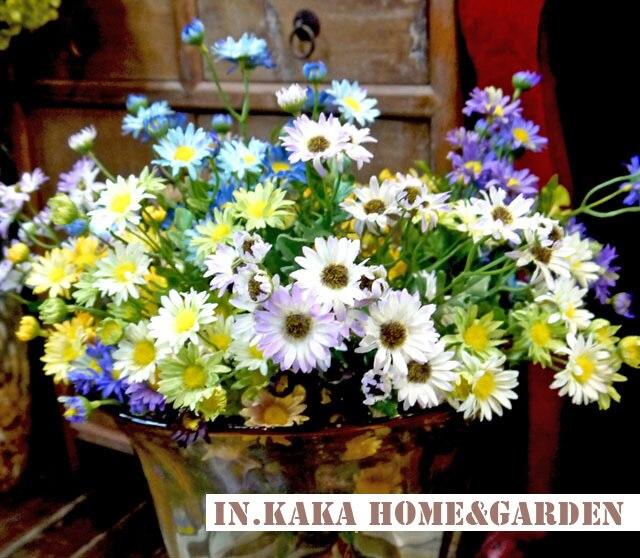 Bouquet vase promotion shop for promotional bouquet vase for Real plants for home decor