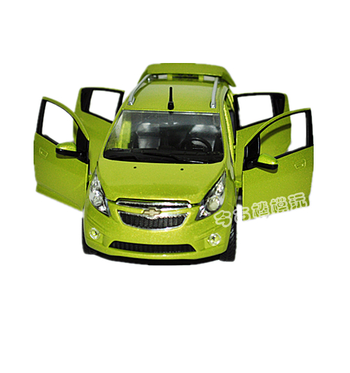 Norscot Model Chevrolet Spark Alloy Car Models In Diecasts Toy
