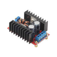 1pcs 150W DC-DC Boost Converter 10-32V to 12-35V Step Up Charger Power Module Hot WorldwidePromotion