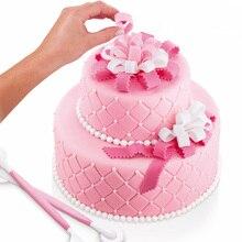 NEW 4pcs Fondant Cake Decorating Modelling Tools