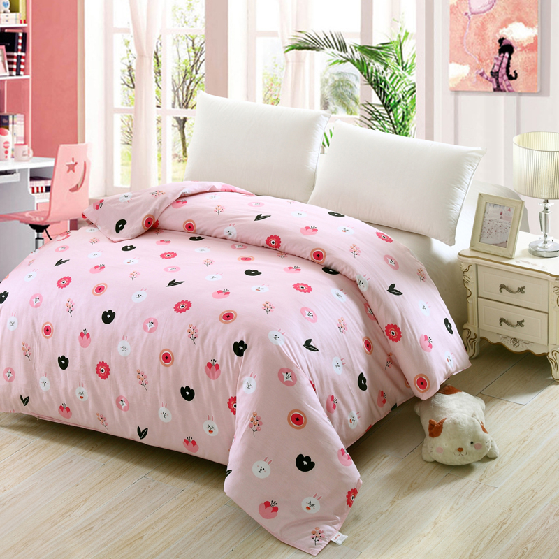 Us 17 4 40 Off Modern Fashion Premium Home Textiles 100 Cotton Super Cheap Common Quilt Cover Queen Sofa Bed Travel Aircraft In Duvet Cover