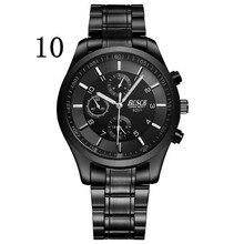 BOSCK 8251, leisure men's watch, super brand watches, double display calendar quartz watch, business waterproof fashion watches