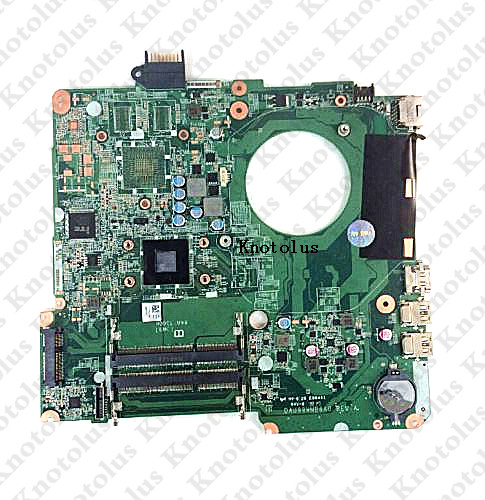846803-601 for hp Pavilion 15-F Laptop Motherboard 846803-001 DAU99VMB6A0 DDR3 Free Shipping 100% test ok 815248 501 main board for hp 15 ac 15 ac505tu sr29h laptop motherboard abq52 la c811p uma celeron n3050 cpu 1 6 ghz ddr3